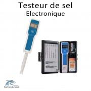 Testeur électronique de sel pour eau de piscine