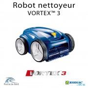 Vortex 3 Le robot de nettoyage piscine par Zodiac Poolcare