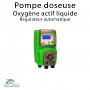 Régulateur automatique oxygène actif liquide