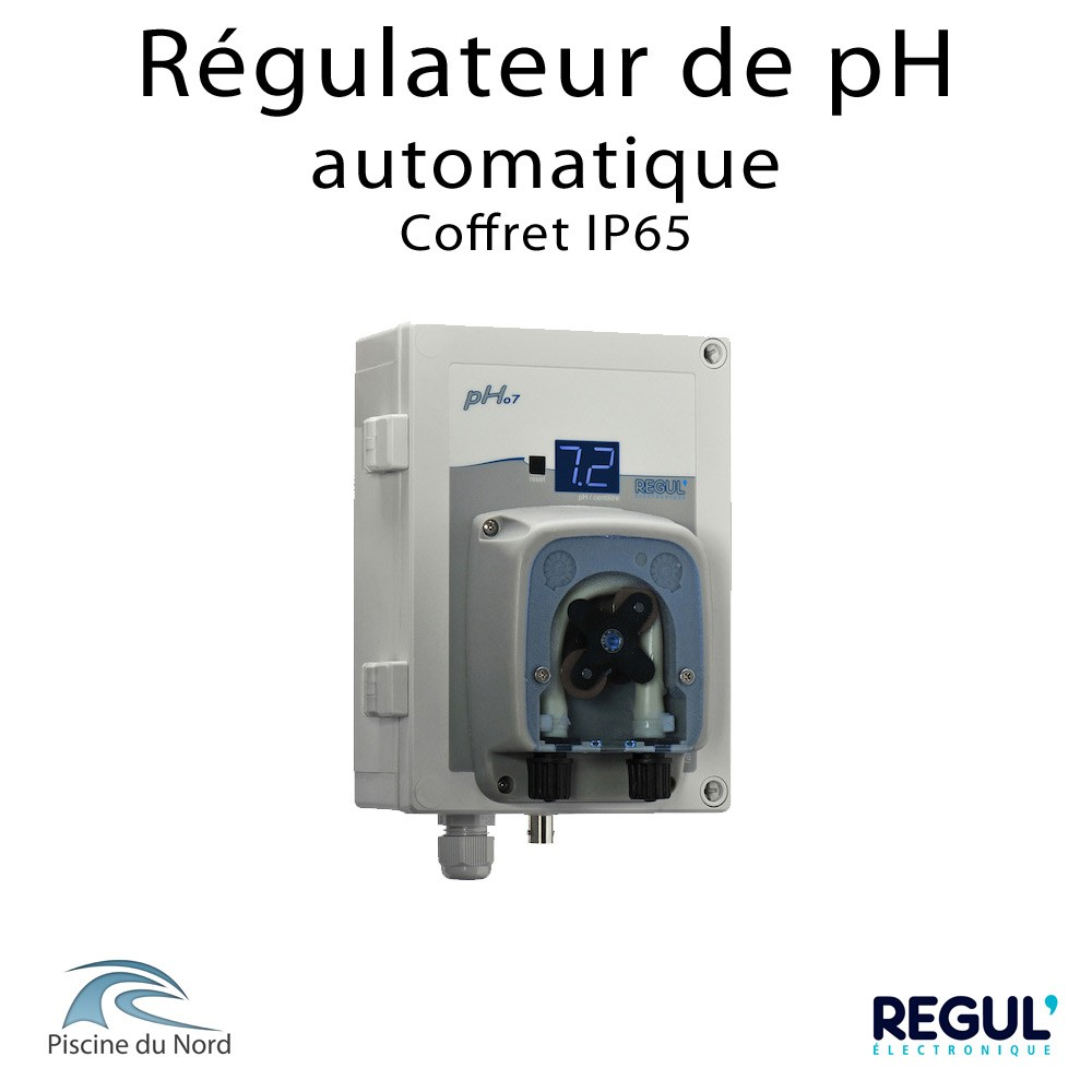 Regulateur ph piscine meilleures images d 39 inspiration for Traitement eau piscine