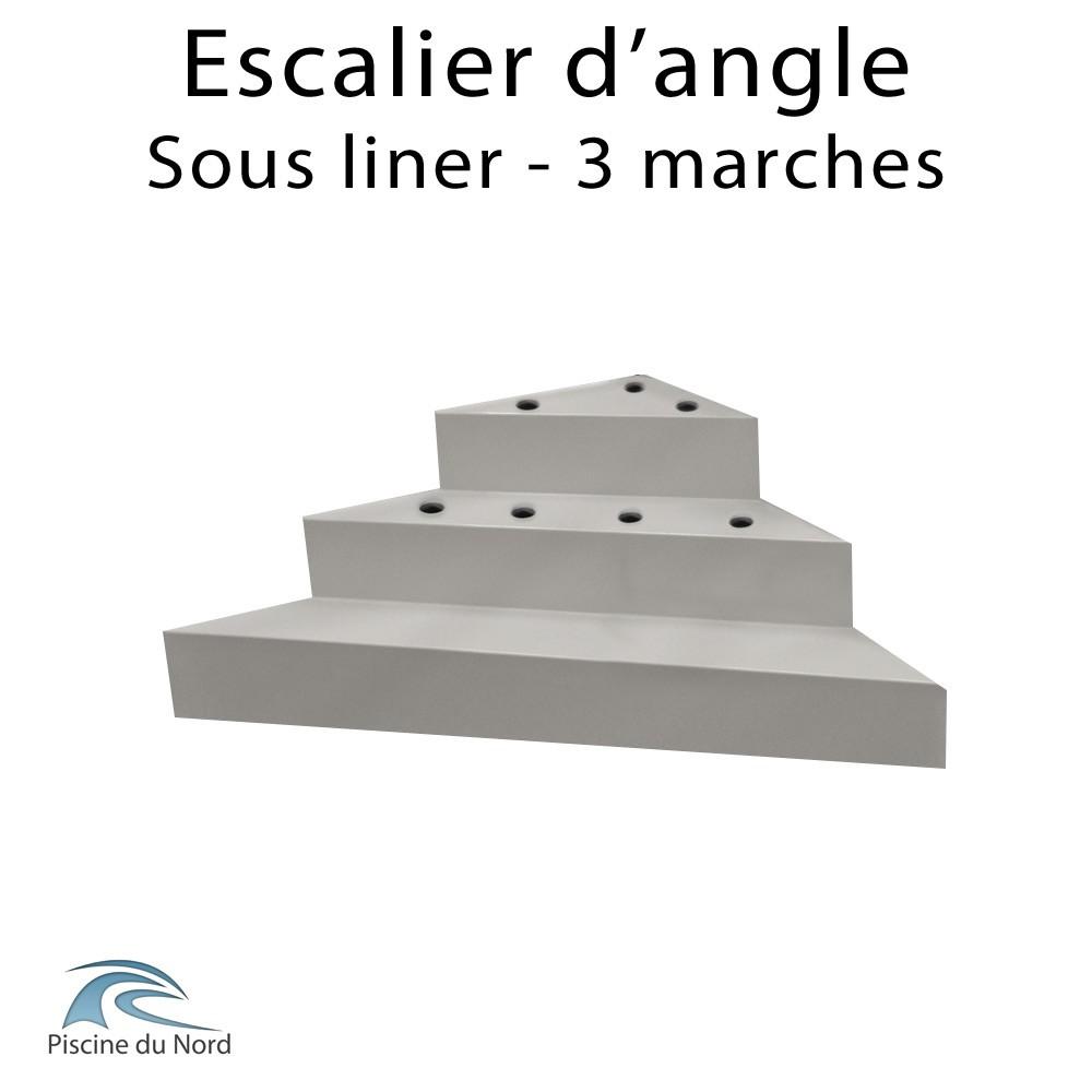 Nice escalier exterieur en kit 12 escalier d angle droit for Escalier exterieur en kit