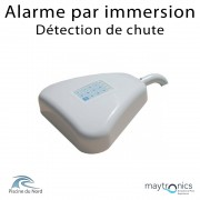 Alarme piscine par immersion, Aqualarm la détection de chute