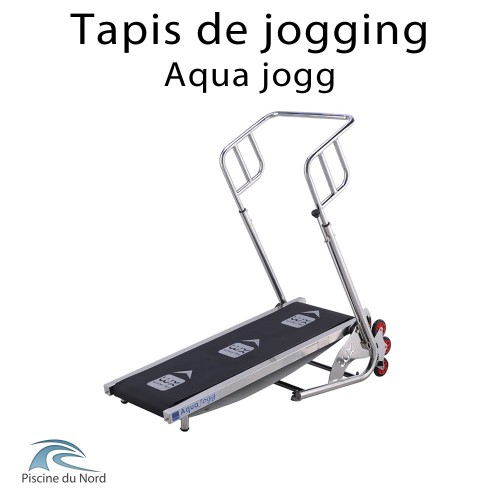 Tapis de jogging pour piscine Aqua jog