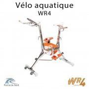 Vélo aquabike modulaire WR4, pour le sport
