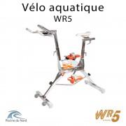 Vélo de piscine, Aquabike WR 5, ultra sportif