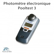 Photomètre électronique Pooltest 3 fonctions