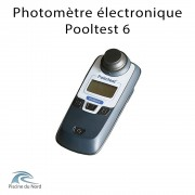 Photomètre électronique Pooltest 6 fonctions