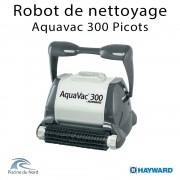 Robot piscine AQUAVAC 300 Picots par Hayward