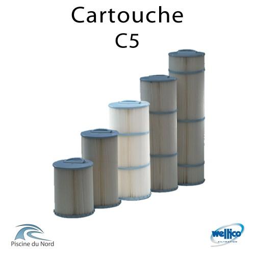 Cartouche Filtrante Weltico C5 520mm