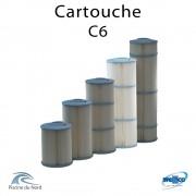 Cartouche Filtrante Weltico C6 645mm