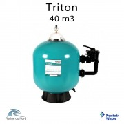Filtre à sable Triton F-19S8-TRV Pentair