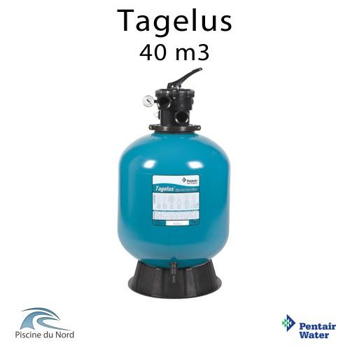 Fltre à sable Tagelus F-19T6-TAG Pentair