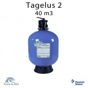 Filtre à sable Tagelus 2 F-19T8-TACP Pentair