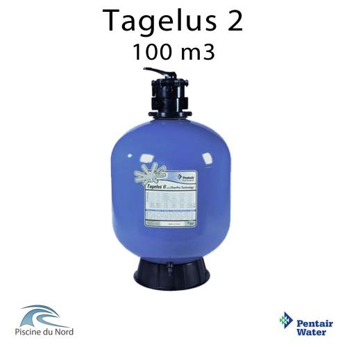 Fltre à sable Tagelus 2 F-30T8-TACP Pentair